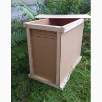 Ящики для перевозки пчел и пчелопакеты карпатки