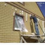 Утепление домов пеноизолом