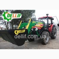 Быстросъёмный погрузчик КУН на импортный трактор мощностью 100-140 л.с