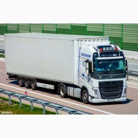 Водитель дальнобойщик, работа в ЕС