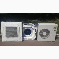 Продам кассетный инверторный кондиционер Mitsubishi Electric до 50 м²