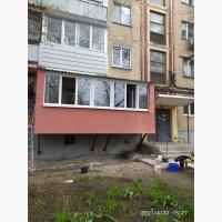 Пристрел балкона в Харькове БЕЗ ПОСРЕДНИКОВ