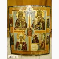Куплю в коллекцию иконы