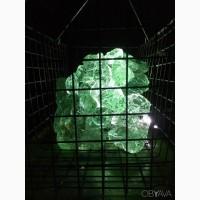 Эрклез, кусковое стекло, декоративные стеклянные камни
