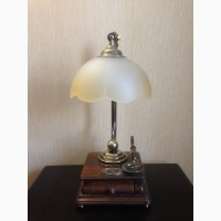 Продам настольную лампу S.S. PURITAN 1889 FALL.RIVERKINE для кабинета
