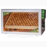 Инкубатор ламповый Тандем 120 автомат на 120 куриных яиц