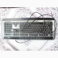 Продам мультимедийную клавиатуру SVEN Comfort 3535 USB