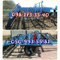 Культиваторы с катком и пружинами КГШ-4 /КГШ8, 4 м. предпосевной