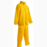 Костюм ПВХ желтого цвета