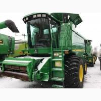 Зернозбиральний комбайн JOHN DEERE 9650 W