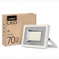LED прожектор VIDEX PREMIUM 70W 5000K Білий