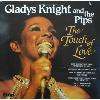 LP Gladys Knight And The Pips - The Touch Of Love