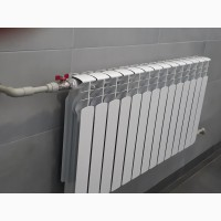 Установка и монтаж систем отопления, автономное отопление