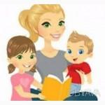 Добрая няня для вашего малыша, опыт работы в семье