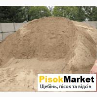 Пісок Луцьк Купити пісок оптом в PisokMarket