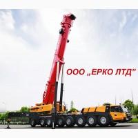 Аренда автокрана Винница 40 тонн Либхер – услуги крана 10, 16, 20, 25 т, 120, 300 тонн