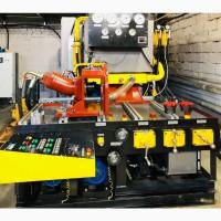 Испытание гидронасоса Sauer-Danfoss гидромотор