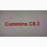 Запчастини двигуна Cummins C8.3