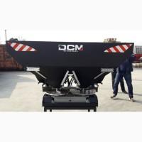 Разбрасыватель минеральных удобрений DCM. Италия.Dal Cero Metalworking