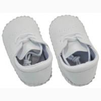 Туфли-пинетки белый 401-103