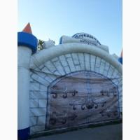 Продам готовый аттракцион «Зеркальный лабиринт» (36м2)