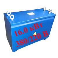 Трансформатор ТСЗи-16.0 кВт (380/220)