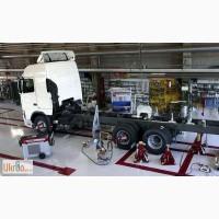 Куплю оборудование для грузового СТО