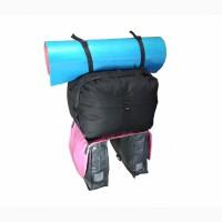 Вело рюкзак V = 58 л. Вело туризм