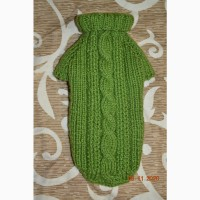 Одежда для миниатюрных Собак любого пола Ручное вязание