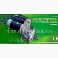 Стартер ЗИЛ-5301, ГАЗ, МАЗ, ПАЗ, МТЗ, ММЗ-Д243, 245 редукт.12V 2.8 кВт Jubana