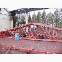 Монтаж, изготовление металлических конструкций под заказ Киев