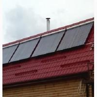 Установка(монтж) солнечных коллекторов(гелиосистем) и тепловых насосов
