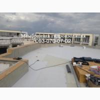 Монтаж мембранной крыши в Бердянске