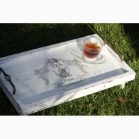 Поднос-столик прекрасный подарок для Вас и Ваших близких