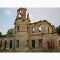 Замок в Денишах Житомирской обл. Усадьба Имение Маєток