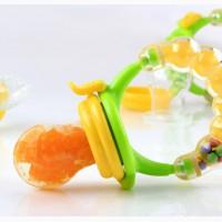 Ниблер-погремушка салатовый р.M 4012627