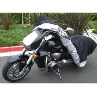 Тент накидка на мотоцикл, скутер
