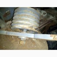 Шкив натяжной компрессора ПК35М тепловоза ТГМ