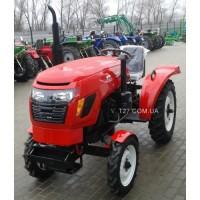 Мини-трактор Xingtai-220 (Синтай-220) 3-х цилиндровый