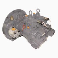 Ремонт гидронасоса Hitachi гидромотора