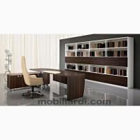 Классические кабинеты. Итальянская офисная мебель