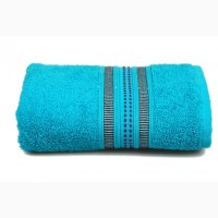 Махровое полотенце MisteriaI (бирюзовое) 70×130см