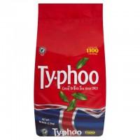 Англійський чай Ty phoo 1100 пак. 2, 5 кг. термін прид. до 02. 2020 р