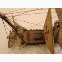 Испанская каравелла XV века