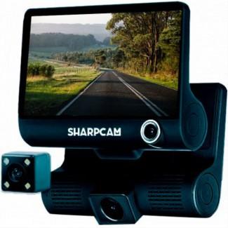 Видеорегистратор Sharpcam z7, авторегистратор