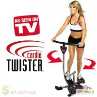Тренажер для похудения Кардио Твистер - Cardio Twiste