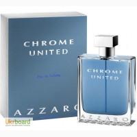 Azzaro Chrome United туалетная вода 100 ml. (Азаро Хром Юнайтед)