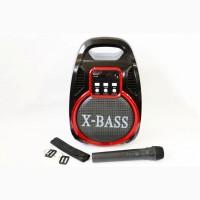 Колонка чемодан с микрофоном 40Вт FM Bluetooth Golon RX-820BT