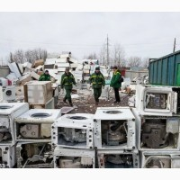 Работа на утилизации бытовой техники в Литве. Можно по биометрии