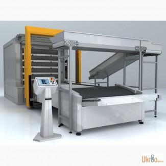 Автоматична подова хлібопекарська лінія OT270, 6-ярусна одинарна